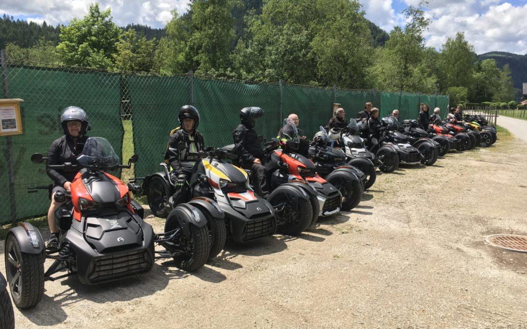 1. Can Am Ryker Rider Austria Treffen