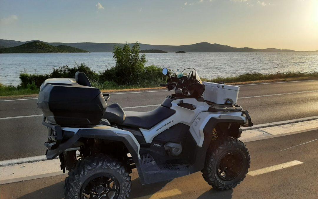 Unterwegs in Kroatien