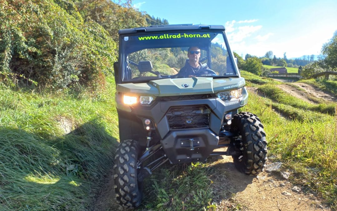 4×4 Actionweekend Red Bull Ring 09/2021